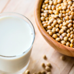 soy milk, how to make soy milk