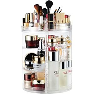 makeup case, 360 makeup box