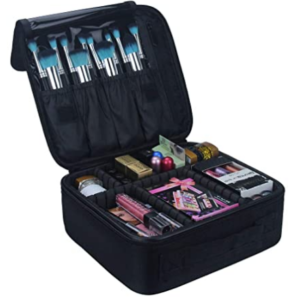 relavel travel makeup case, makeup case, makeup box
