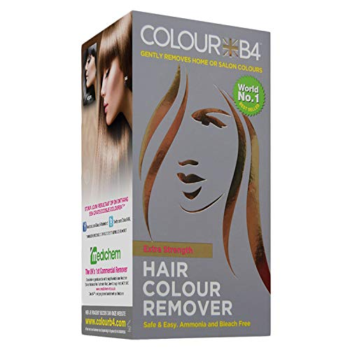 hair color, hair color remover