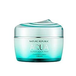 moisture cream, aqua max cream